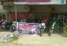 All Bikers Siwa Galang Dana Bencana Gempa dan tsunami Palu Donggala dan Sigi