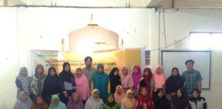Foto bersama peserta pelatihan kampung sehat di Kabupaten Enrekang. [Foto: /Ist]