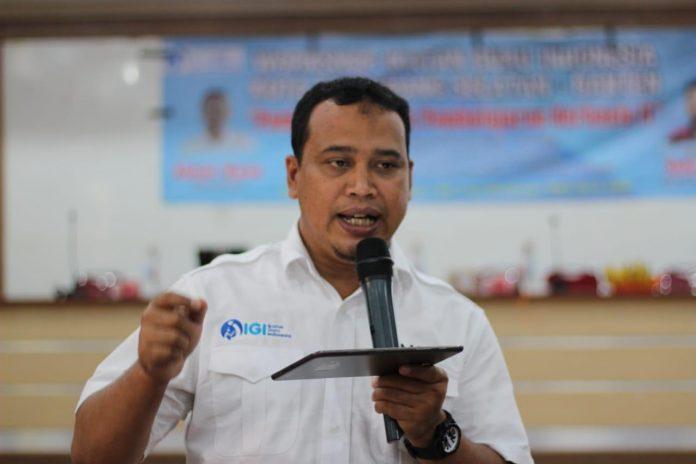 Ketua Umum IGI, Muhammad Ramli Rahim.[Foto:/Ist]