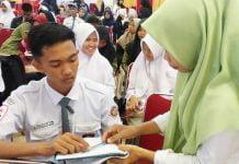 KAS 2019 diadakan Himaksi diikuti 13 Sekolah tingkat SMA dan SMK se-Sulawesi.[Foto:/Ist.]