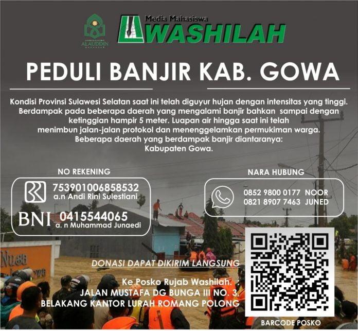 Pamflet Informasi Donasi