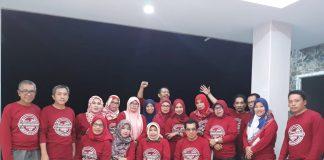 Reuni akbar ke-3 Fakultas Pertanian Universitas Bosowa.[Foto:/Ist.]