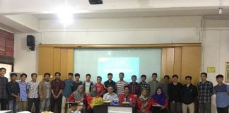 Technical meeting dan pembukaan Winslow Futsal Competition.[Foto:/Ist.]