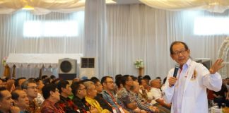 Hermawan Kartajaya, Founder IMA.[Foto:/Ist.]