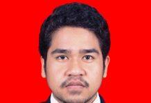 Abdul Haris Ibrahim, alumni FKM Unhas yang lolos sebagai Awardee LPDP.[Foto:/Ist.]