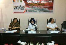 FGD Naskah Akademik Legislasi Nasional.[Foto:/Ist.]