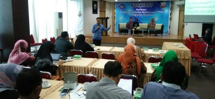 Abdul Mollah Jaya, reviewer nasional dari Kementerian Riset, Teknologi dan Pendidikan Tinggi.[Foto:/Ist.]