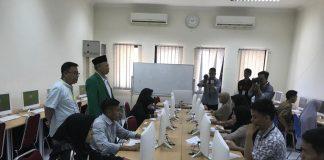 Suasana UM-PTKIN UIN Alauddin Makassar.[Foto:/Ist.]