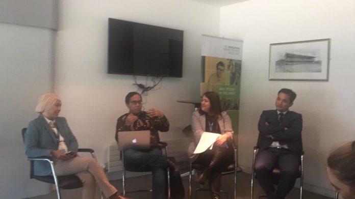 Dr Muhaemin Latif, dosen UIN Alauddin Makassar menjadi salah satu peserta sekaligus presenter pada Asia Pacific Conference.[Foto:/Ist.]