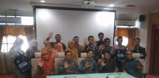 Pelatihan IELTS di UPT PPB UIN Alauddin Makassar yang diikuti 12 calon mahasiswa luar negeri program 5000 doktor Kemenag RI. (FOTO: IST)