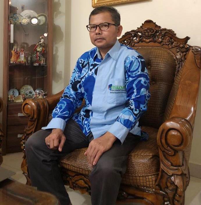 Persakmi Sulsel Minta Pj Walikota Makassar Tegakkan PSBB
