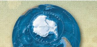 Peta Dunia Berubah, Bertambah Samudra Baru