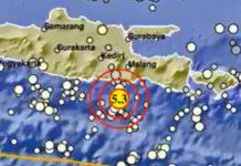 Gempa Terkini Guncang Malang, Jawa Timur