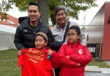 Viral! Piala Thomas Cup 2021 Anak Kecil Heboh saat Pertandingan Indonesia Vs Taiwan